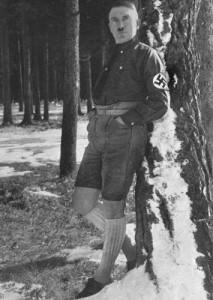 Hitler Outdoors