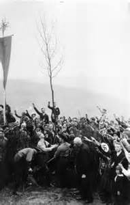 Nazi Oak Planting
