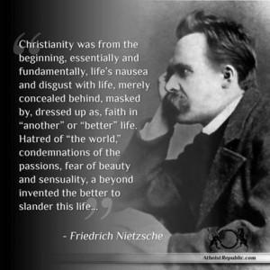 Nietzsche Christianity
